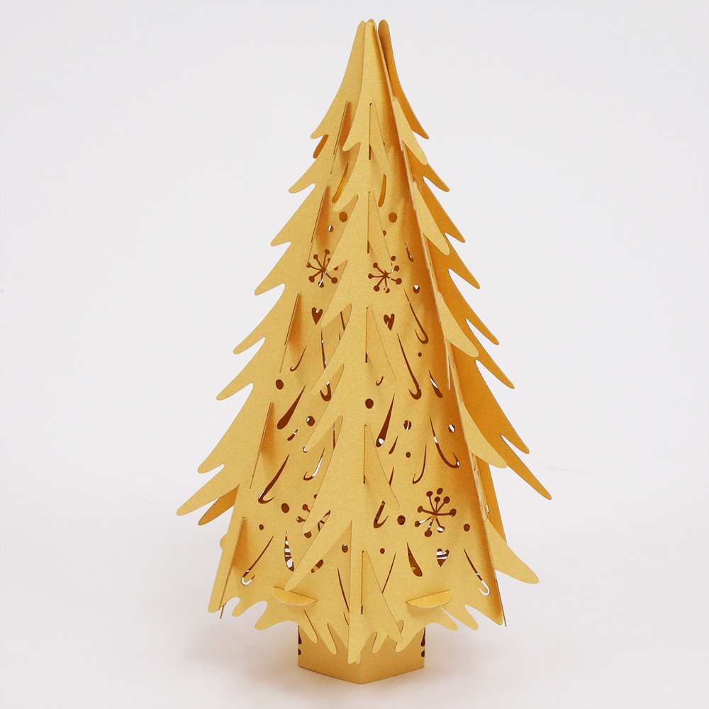 Best 28 small gold christmas tree 17 best images about for Gold xmas tree