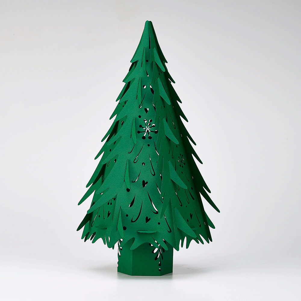 Large Christmas Tree: Large Laser Cut Christmas Trees From The Hanging Lantern
