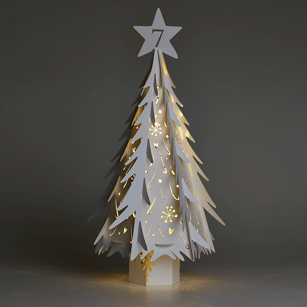 Laser Cut Christmas Decorations Files