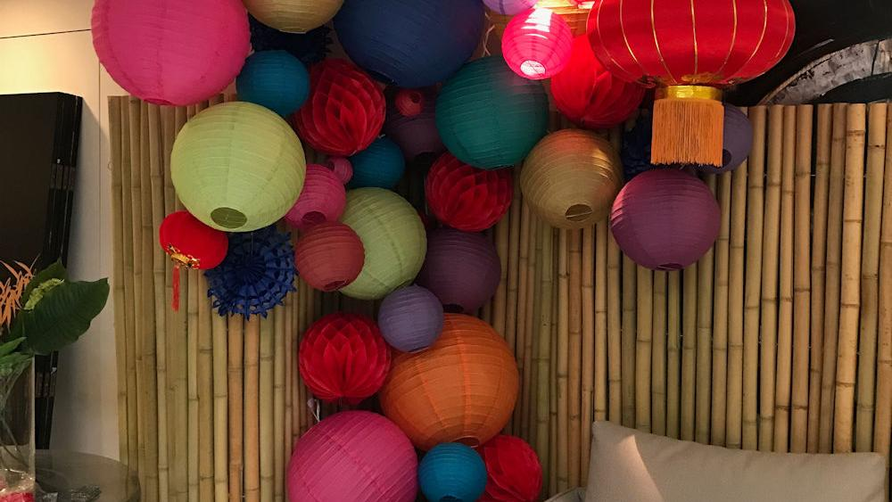 Celebrating Chinese New Year with Lanterns