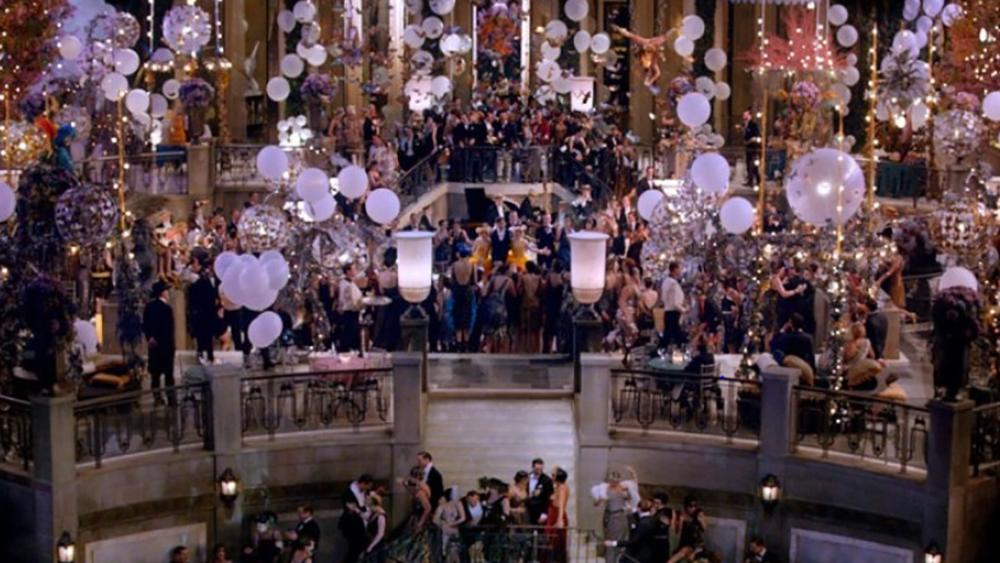 the great gatsby book vs movie essay 3 the party scene described in the book and shown in the movie differ in both, the parties are large and grand, but the novel gives the feel of a party in the 1920's.