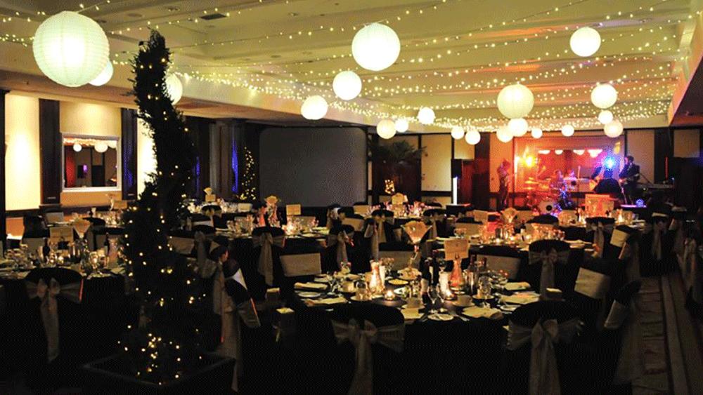 Secret Garden Theme: Hilton Glasgow Decorate Secret Garden With Paper Lanterns