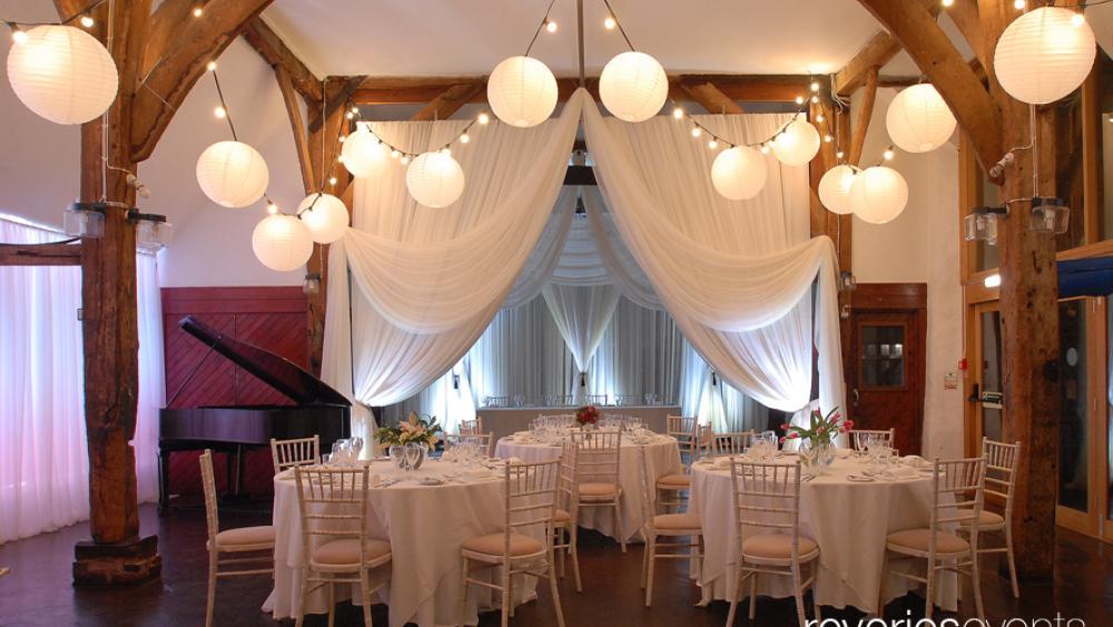 1920 Gatsby Wedding Lanterns