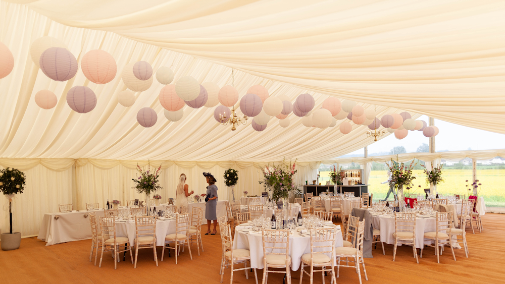 Gloucestershire Marquee Lanterns