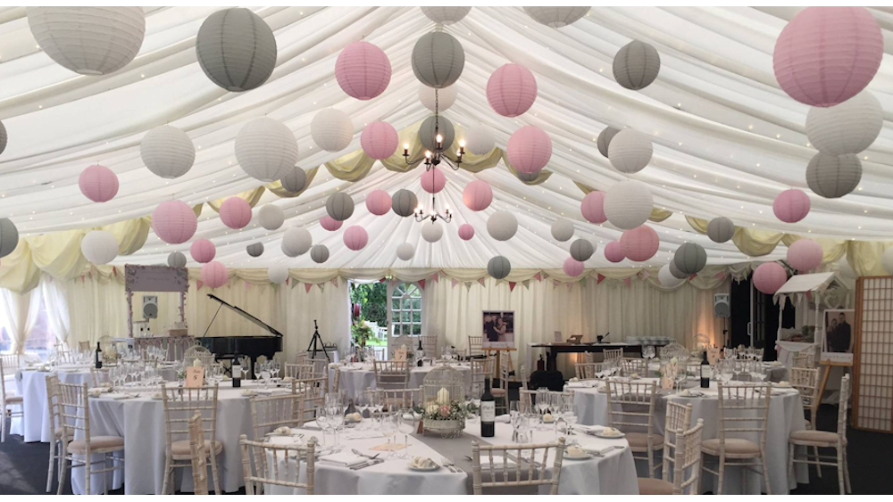 Laura Trott and Jason Kenny's Wedding at Hilltop Country House