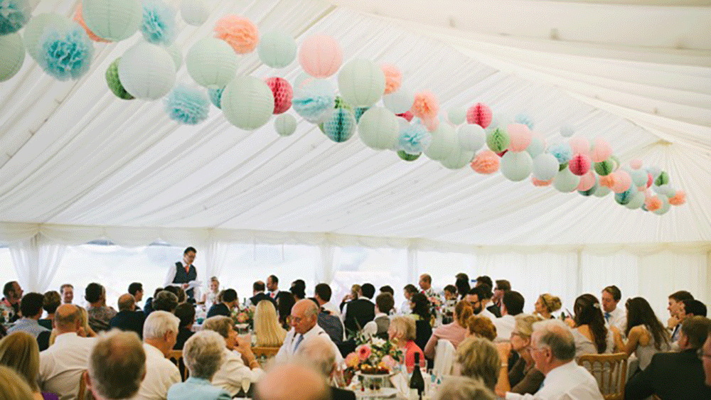 Paper Lanterns, Honeycomb Balls and Tissue Pompoms ...