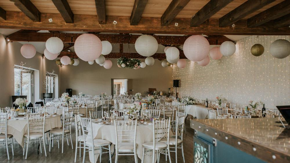 Yorkshire Wedding Lanterns