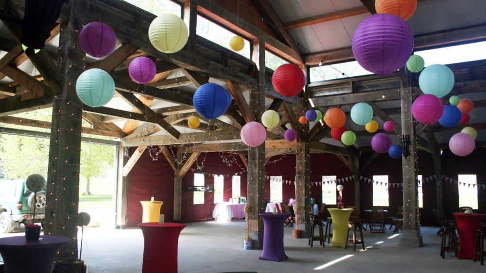Mad Hatters Barn Party