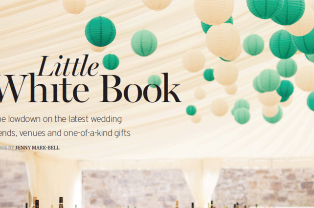 Sussex Life features Paper Lanterns in their Little White Book