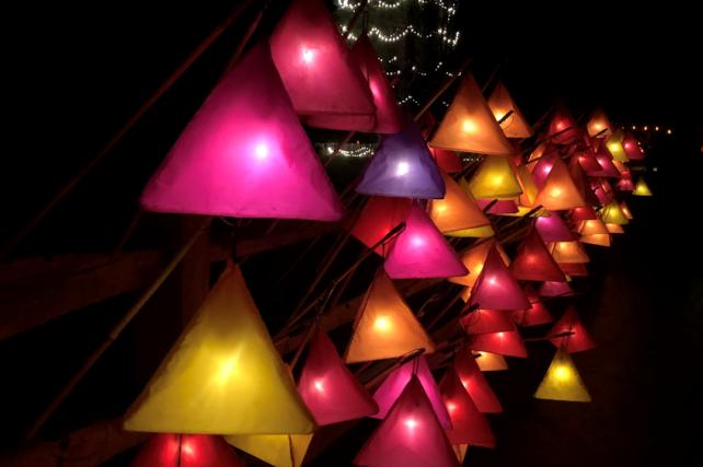 Wakehurst Glow Wild Lantern Festival