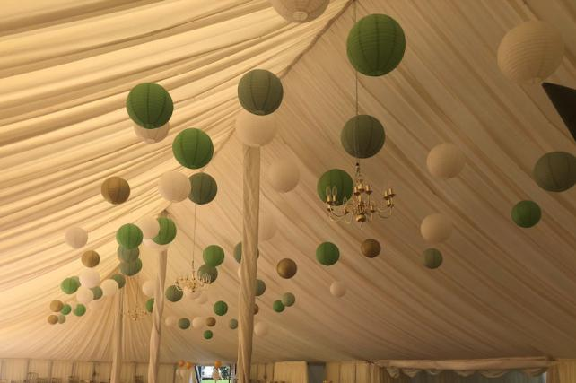 Dengie 50th Anniversary Green Lanterns