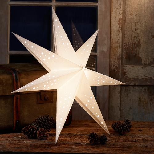 White star lantern cm hanging company