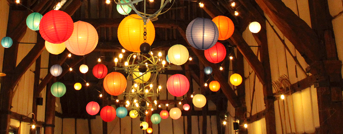 Mad Hatters Lanterns