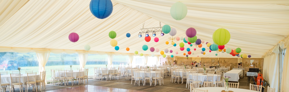 lantern marquee canopy