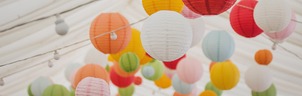 hanging lantern packages