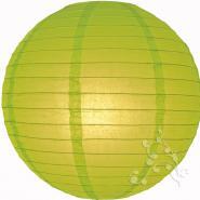 Charteruse Green Paper Lantern