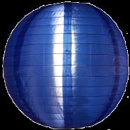 Navy Blue Nylon outdoor hanging lanterns