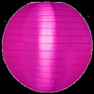 Nylon Violet outdoor hanging lantern
