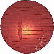 Mauve paper lanterns