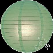 Round Sage Lanterns