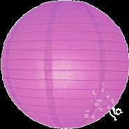 Large Violet Lanterns